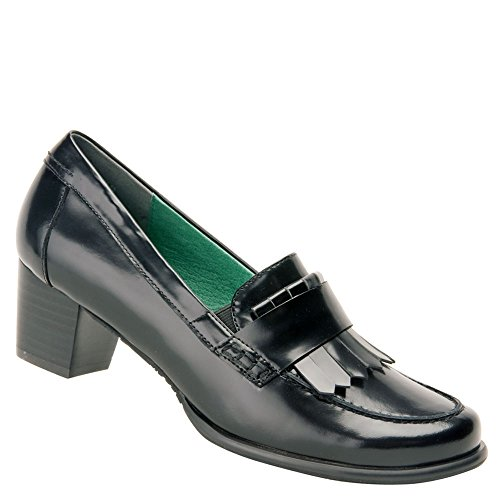 Ros Hommerson Women's Amy Loafers,Black,8.5 N