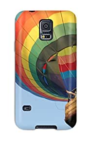 Awesome OkkxFah9749peYeb Josphine Contreras Defender Tpu Hard Case Cover For Galaxy S5- Balloon Bratislava Flying Nature Other