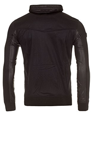 Woosah Herren Jacke H/W 2015, black, XL