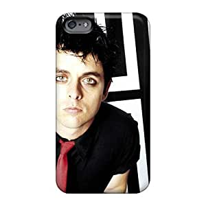 EricHowe Iphone 6plus Protective Cell-phone Hard Cover Unique Design Nice Green Day Band Image [XhP6511tLjt]
