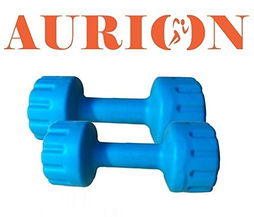 Aurion PVC5  Dumbell Set