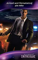 Armed and Devastating (Mills & Boon Intrigue) (The Precinct: Brotherhood of the Badge - Book 2)