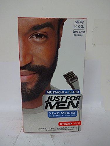 Just Men Jet Black Size