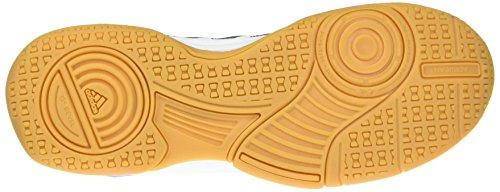 adidas Speedcourt M, Zapatillas de Balonmano para Hombre Blanco (White/grey/black)