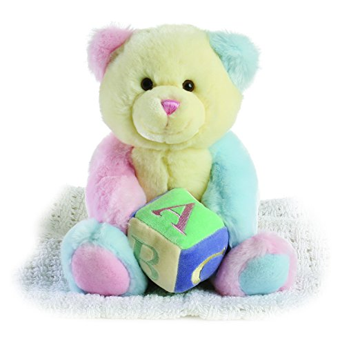 Aurora Baby A-B-Cs Musical Bear Plush - Baby Musical Teddy Bear