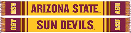 Sol Scarf Ruffneck Scarves Official NCAA Arizona State Sun Devils