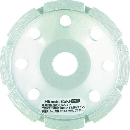 HiKOKI 旧日立工機 低振動ダイヤモンドカッター 100mm×19・20 (カップ) ダブル 0033-4000