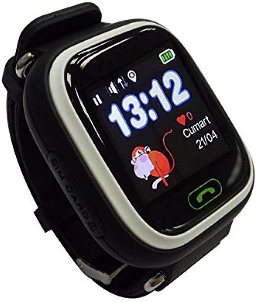 Leotec Smartwatch Kids Way GPS Negro LESWKIDS02K: Amazon.es ...