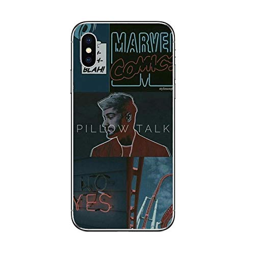 Inspired by Zayn Malik Phone Case Compatible With Iphone 7 XR 6s Plus 6 X 8 9 Cases XS Max Clear Iphones Cases TPU 32992179330 Autobiography Mine Talk Mine Sia
