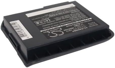 VINTRONS 4600mAh Battery for Intermec CN50 318-039-001 AB25