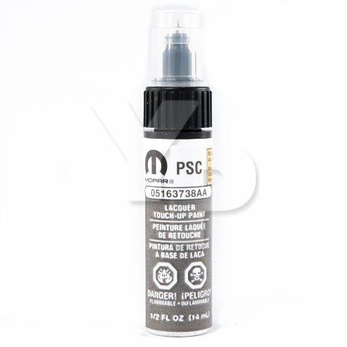 Chrysler Car Paint (Dodge Chrysler & Jeep MOPAR Touch Up Paint 0.5oz Bottle PSC / JSC Billet Silver Metallic)