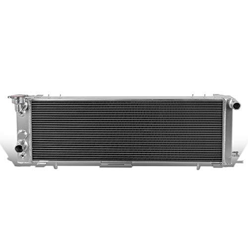 DNA Motoring RA-CHEROKEE-91-3 Aluminum Racing Radiator ()