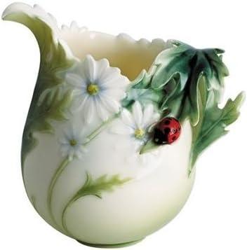Franz Porcelain Ladybug Designs Creamer Porcelain