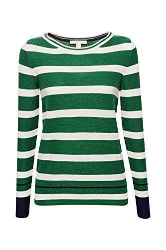 Femme Pull Green 2 Multicolore Esprit 301 Dark FUBxqFw5