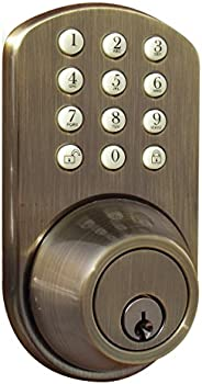 Milocks Keyless Electronic Deadbolt
