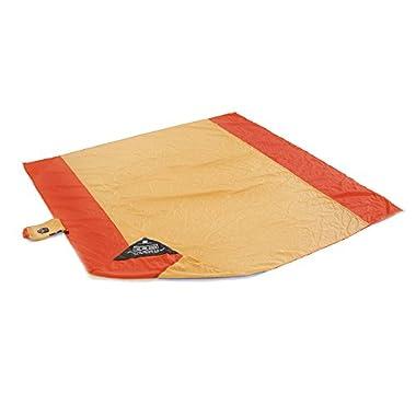 Grand Trunk Parasheet Beach / Picnic Blanket, Orange/Yellow