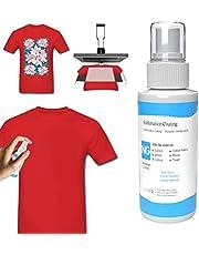 30/50/100/120ML Sublimatie Coating Permanente Coating Spray Sublimatie Coating Hoogwaardige Sublimatie Spray Voor Katoen, T-shirts, Hoodies Ook, Boodschappentassen, Handdoeken, Canvas