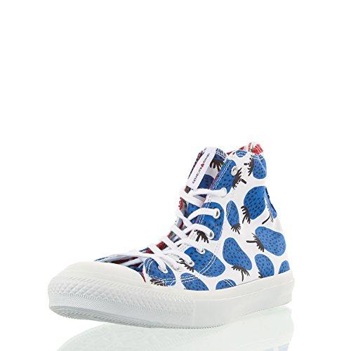 Converse Marimekko CT Premium Hi white/blue, Größen:37.5