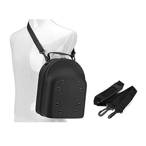 30e11718df5 NEPPT Baseball Hat Cap Carrier Case Ball Caps Holder Storage Organizer Bag  for Travel Black Big for Men (cap carrier 2-6) - Buy Online in UAE.