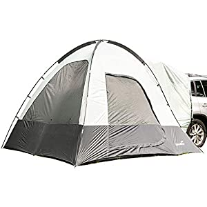 Skandika Pitea SUV Tent 4 Person Man, Vehicle Car Mini-Van Awning Extension, Freestanding 300x300cm in size with 220cm…