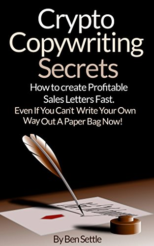 Amazon crypto copywriting secrets how to create profitable crypto copywriting secrets how to create profitable sales letters fast even if you can spiritdancerdesigns Image collections