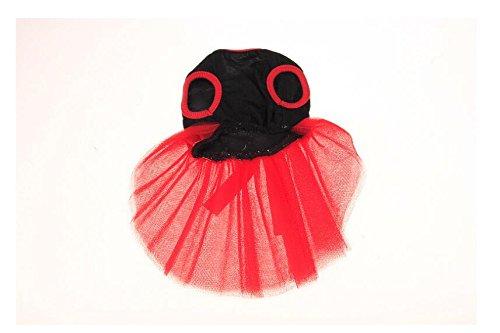 Estate Pet Natalizio Mwaaz Clothing Animali Skirt Per Red Cat Regalo Primavera Xs Tutu E Modelli black Domestici nXSxqSpvr