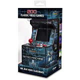 DreamGEAR Retro Machine Gaming System with 200 Built-In Video Games