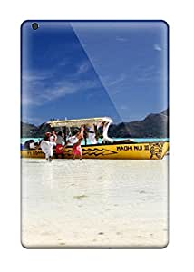 New Ipad Mini Cases Covers Casing(south Beach Islands Pacific Tahitbeautiful)