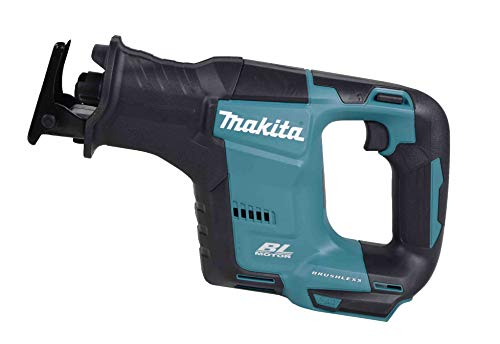 Makita XRJ07Z18V LXT Lithium‑Ion Sub‑Compact Brushless Cordless Reciprocating Saw, Tool Only Sawzall