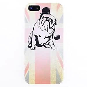 Mini - Good Dog Pattern ABS Back Case for iPhone 5/5S