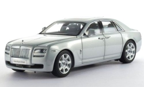 Rolls Royce Ghost (with black interior) Diecast Model Car (Rolls Royce Model compare prices)