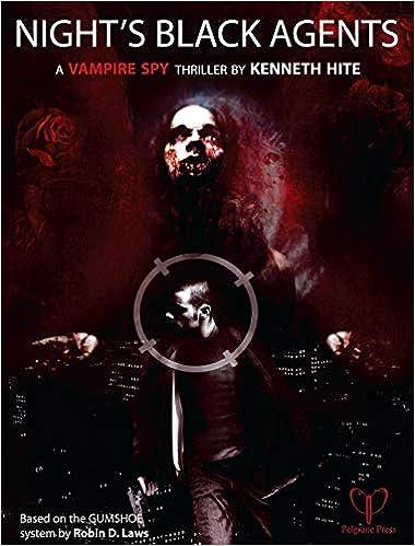 Nights Black Agents RPG: Kenneth Hite: 9781908983398: Amazon com: Books