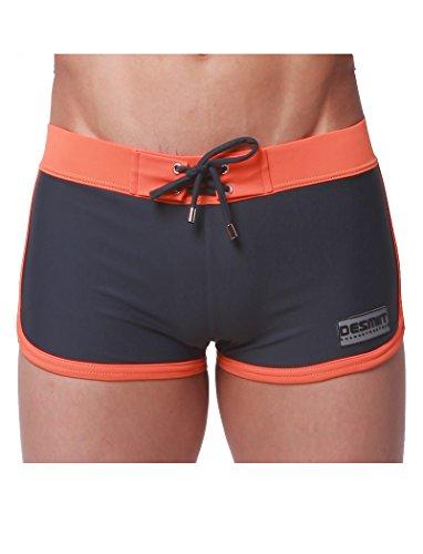 Hipster Swimwear Trunks (WUAMBO Men's Swimwear Tie Rope Sport)