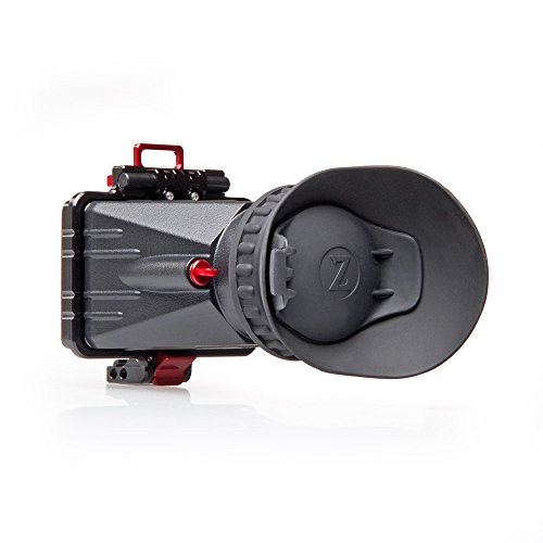 Zacuto Z-Finder Optical Viewfinder for Sony FS7 Camcorder by Zacuto