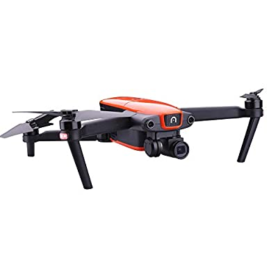 Autel Robotics EVO Drone Camera, Portable Folding Aircraft with Remote Controller, Captures Incredibly Smooth 4K 60fps Ultra HD Video and 12MP Photos