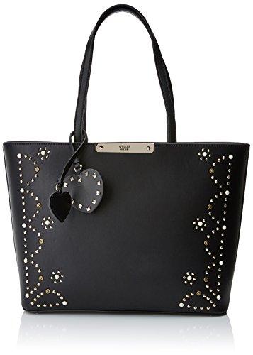 Negro y Mujer Black de bolsos hombro Shoppers GUESS Bags Hobo gwqtg87