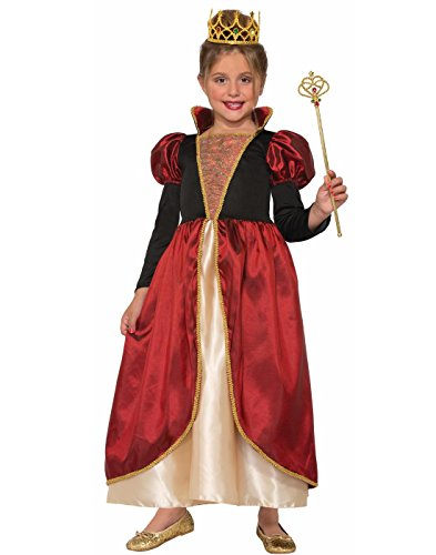 Forum Novelties Kids Medieval Countess Costume, Multicolor, (Medieval Clothing For Girls)