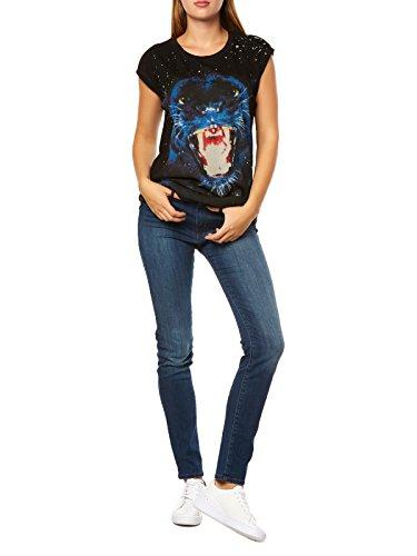 fonc bleu Jacob fonc Bleu Cohen Femme Jeans bleu n1qqXBA