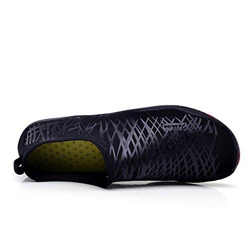 Mabove Aqua Tuba 1718 Chaussettes Avec Surf Lac De Hommes Nautiques Sec Rapide Yoga Plonge Pour marine Barefoot Noir Sports Sous Bateau Chaussures Shoes Piscine Water Beach rwRq4Pr