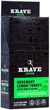 Jerky & Dried Meats: Krave Sticks