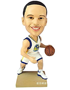 Figura de acción: NBA All Star Golden State Warriors Stephen Curry No.30 Bobblehead
