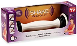 Shake Weight Exercise Weight 2-1/2 Lb. Boxed
