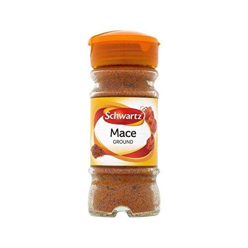 Schwartz Ground Mace Jar 29g - Pack of 6 by Schwartz