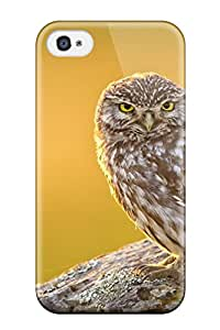 Emilia Moore's Shop New Style Iphone Cover Case - Owl Protective Case Compatibel With Iphone 4/4s 8812078K85730664