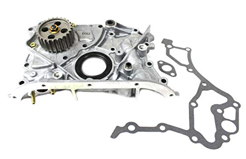 DNJ Oil Pump OP940A For 92-01 Toyota/Camry, Solara 2.2L L4 DOHC Naturally Aspirated designation 5S-FE ()