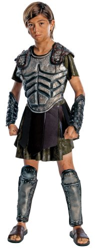 Clash of The Titans Deluxe Perseus Child Costume, Small (4-6) (Clash Of The Titans Perseus)