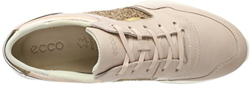 da Rosa Dust Donna Rose Basse Ginnastica Sneak Dust Scarpe Rose ECCO Ladies Bronze qTgpSta