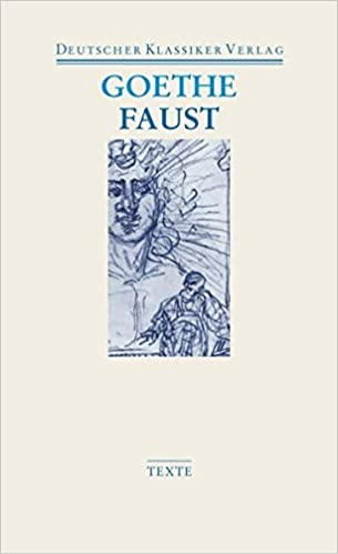 Faust Zwei Teilbände Texte Und Kommentare Deutscher Klassiker