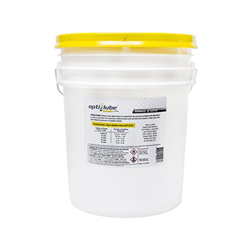 Opti-Lube Summer+ Formula Diesel Fuel Additive: 5 Gallon Pail without Accessories Treats up to 12,800 Gallons by Opti-Lube (Image #1)