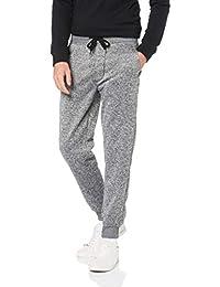 Southpole Men's Basic Fleece Marled Jogger Pant